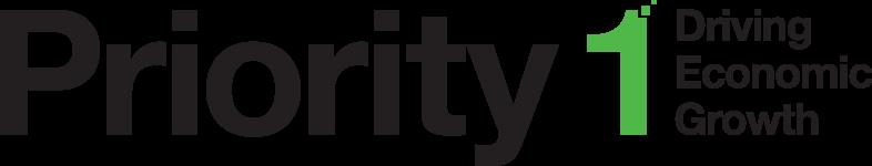 Priority 1 logo